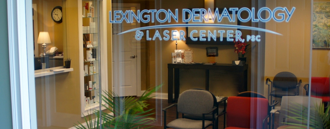 Lexington Dermatology and Laser Center Lexington Kentucky Patient Information